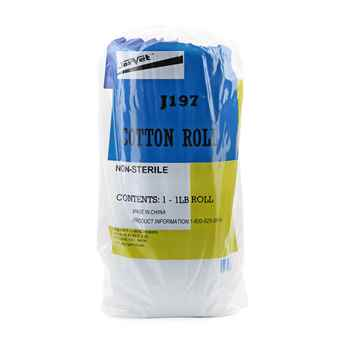 Picture of COTTON ROLL ABSORBENT (J0197) - 1lb