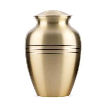 Picture of CREMATION  Urn Classic Bronze (J0316C) - Large