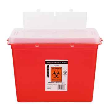 Picture of SHARPS CONTAINER (J0886) - 4L