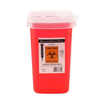 Picture of SHARPS CONTAINER (J0886A) - 0.5 litre