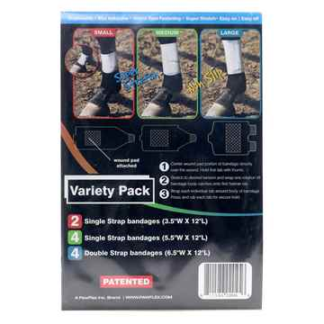 Picture of EQUINE BANDAFLEX  Assorted Pack (J1379S) - 10/pk