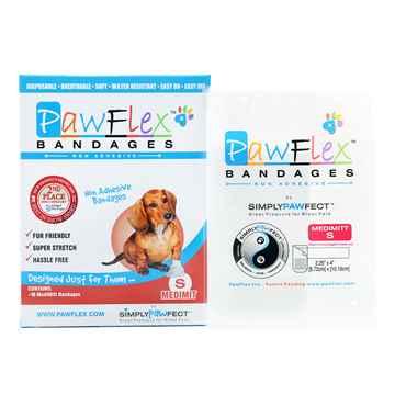 Picture of PAWFLEX MEDIMITT BANDAGE Small (J1263D) - 10/box