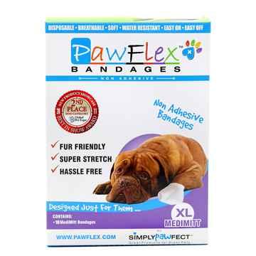 Picture of PAWFLEX MEDIMITT BANDAGE X Large (J1263G) - 10/box