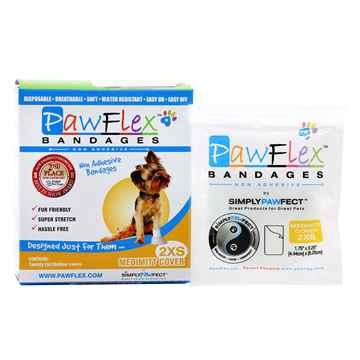 Picture of PAWFLEX MEDIMITT BANDAGE COVER XX Small (J1265B) - 20/box
