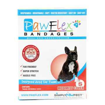 Picture of PAWFLEX MEDIMITT BANDAGE COVER Small (J1265D) - 20/box