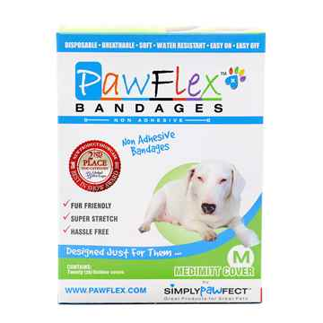 Picture of PAWFLEX MEDIMITT BANDAGE COVER Medium (J1265E) - 20/box