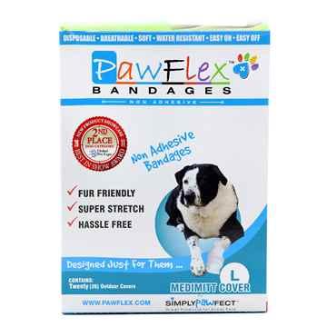 Picture of PAWFLEX MEDIMITT BANDAGE COVER Large (J1265F) - 20/box