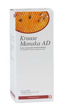 Picture of MANUKA HONEY AD DRESSING Kruuse - 4in x 38in roll