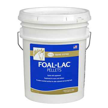 Picture of FOAL LAC PELLETS - 25lbs(tu)