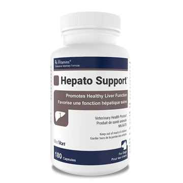 Picture of RX VITAMINS HEPATO SUPPORT CAPS - 180`s