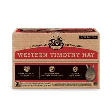 Picture of OXBOW WESTERN TIMOTHY HAY - 9lb