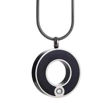 Picture of CREMATION JEWELRY Stainless Steel Circle of Life Pendant