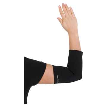 Picture of BACK ON TRACK PHYSIO 4 WAY ELBOW SUPPORT BLK MEDIUM