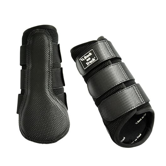 Picture of BACK ON TRACK BRUSH BOOT 3D MESH SMALL