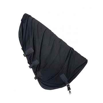 Picture of BACK ON TRACK HORSE MESH RUG HOOD 72in