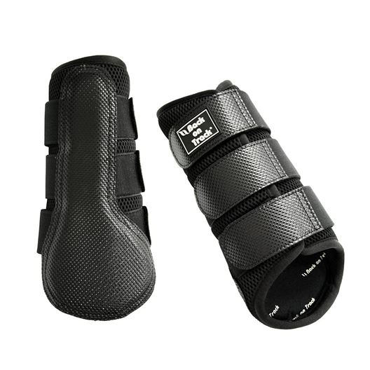Picture of BACK ON TRACK BRUSH BOOT 3D MESH XLARGE