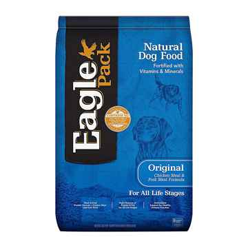 Picture of CANINE EAGLE PACK ADULT ORIGINAL Pork&Chicken- 6lb(nr)(so)