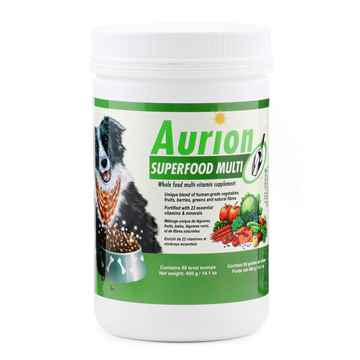 Picture of AURION SUPERFOOD MULTI SUPPLEMENT - 400gm