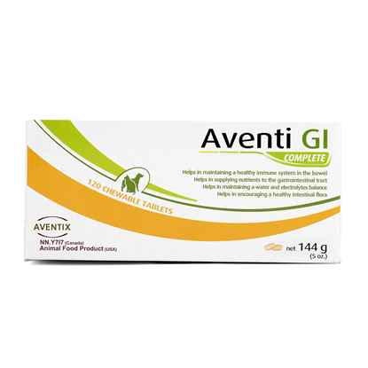 Picture of AVENTI GI COMPLETE CHEWABLE TABS - 120s