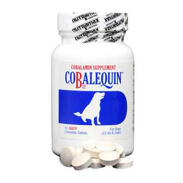 Picture of COBALEQUIN CHEW TABS for MED to LARGE DOGS - 45s