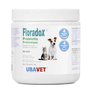 Picture of UBAVET FLORADOX PROBIOTIC POWDER - 150gm