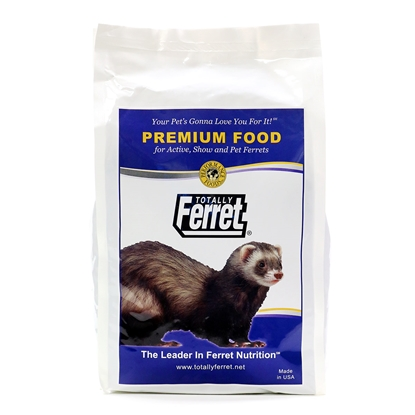 Picture of TOTALLY FERRET ACTIVE DIET - 30lbs