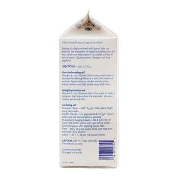 Picture of EPSOM SALT - 2kg(tu)