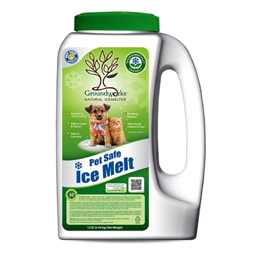 Picture of ICE MELTER GROUNDWORKS NATURAL - 12lb Jug