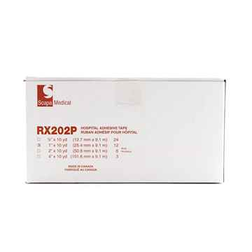 Picture of ADHESIVE TAPE HOSPITAL 2.0in -  6/box