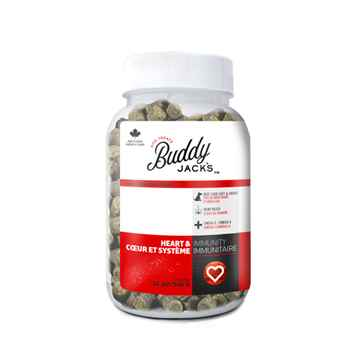Picture of TREAT BUDDY JACKS Grain Free Heart + Immunity - 340g(so)