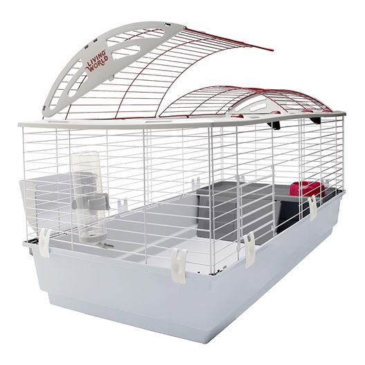 Picture of CAGE Small Animal Living World Deluxe Habitat XLrg - 46.9in x 22.8in x 24in