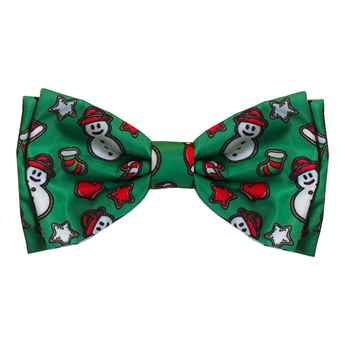 Picture of XMAS CANINE BOW TIE Christmas Cookie - Small