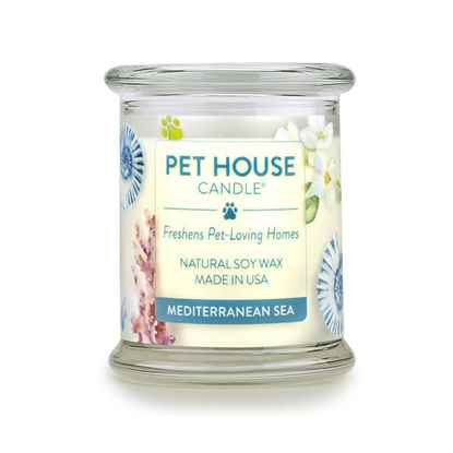 Picture of CANDLE PET HOUSE  One Fur All Mediterranean Sea  - 8.5oz