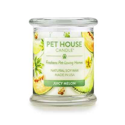 Picture of CANDLE PET HOUSE  One Fur All Juicy Melon - 8.5oz