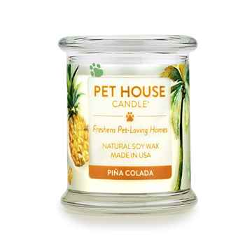Picture of CANDLE PET HOUSE  One Fur All Pina Colada - 8.5oz