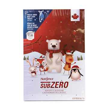 Picture of XMAS NUTRIENCE CANINE ADVENT CALENDAR 2020 (nr)