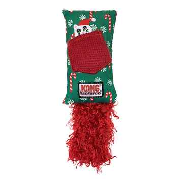 Picture of XMAS HOLIDAY KONG CAT REFILLABLE Kickeroo(nr)