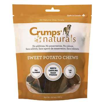 Picture of CRUMPS NATURALS SWEET POTATO CHEWS - 160g