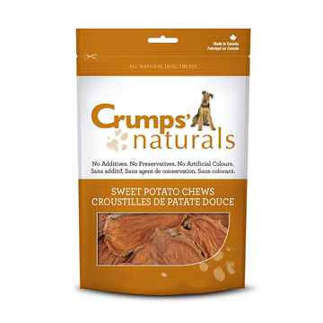 Picture of CRUMPS NATURALS SWEET POTATO CHEWS - 330g