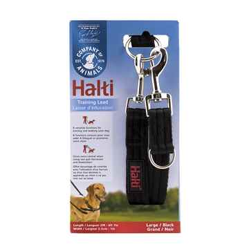 Picture of HALTI TRAINING LEAD Black - Large