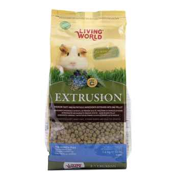Picture of LIVING WORLD EXTRUDED GUINEA PIG FOOD - 1.4kg
