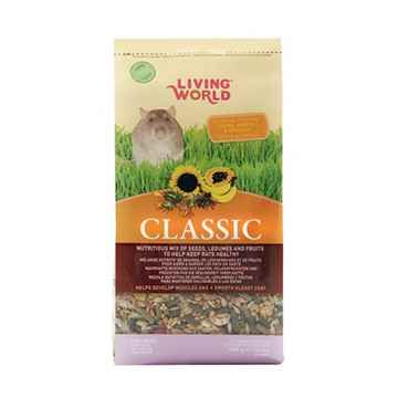 Picture of LIVING WORLD CLASSIC RAT FOOD (60272) - 2lbs