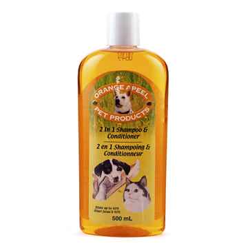 Picture of ORANGE A PEEL 2in1 Shampoo and Conditioner - 500ml