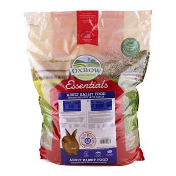 Picture of OXBOW ADULT RABBIT FOOD PELLET- 25lb