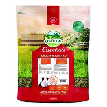 Picture of OXBOW ADULT GUINEA PIG  FOOD PELLETS- 25lb