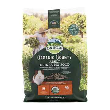 Picture of OXBOW BENE TERRA ORGANIC GUINEA PIG FOOD - 3lb