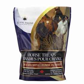 Picture of ROYAL EQUINE HORSE CRUNCH TREAT Orchard Apple - 908g