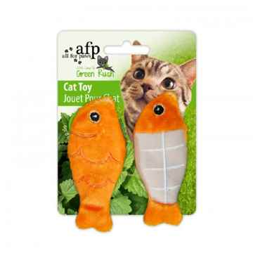 Picture of TOY CAT AFP Catnip Catch of The Day - 2/pk