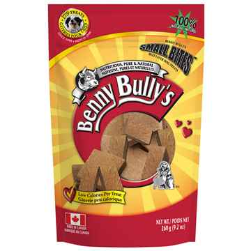 Picture of TREAT LIVER CHOPS SMALL BITES Benny Bullys - 260gm