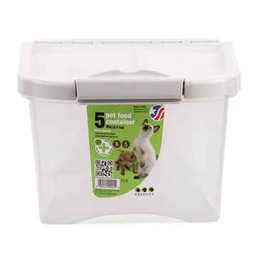 Picture of VANNESS PET TREAT CONTAINER  holds upto 5lbs